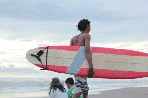 Supboarden Egmond aan Zee