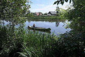 kanoën Egmond aan Zee