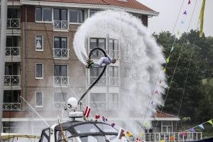 flyboarden Egmond aan Zee