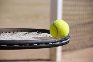 Tennissen Egmond aan Zee