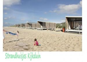strandhuisjes-Kijkduin